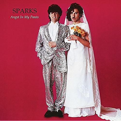 Alliance Sparks - Angst In My Pants