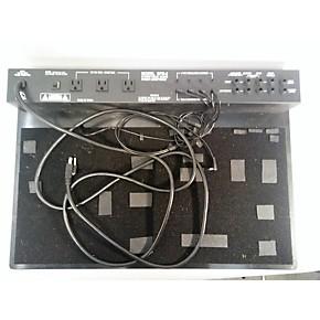 used furman spb 8 pedal board guitar center. Black Bedroom Furniture Sets. Home Design Ideas