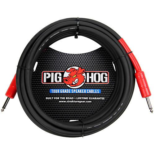 Pig Hog Speaker Cable 14 Gauge Wire 1/4