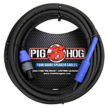 "Pig Hog Speaker Cable SPKON to 1/4"" (25 ft.)"