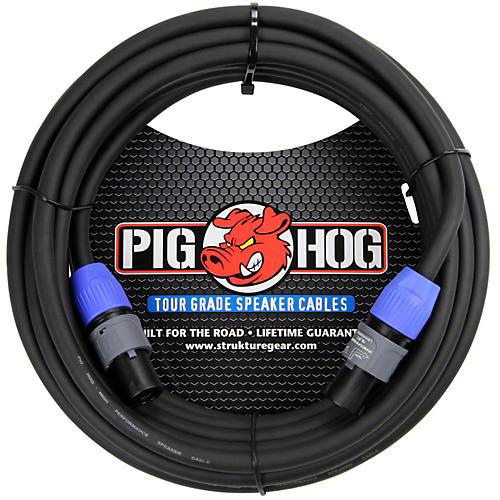 Pig Hog Speaker Cable SPKON to SPKON (100 ft.)