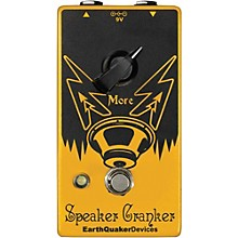 EarthQuaker Devices Speaker Cranker V2 Overdrive Level 1