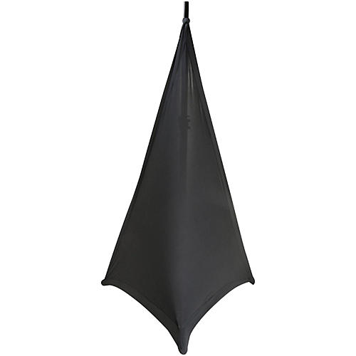 On-Stage Speaker Light Stand Skirt Black