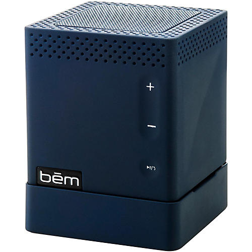 BEM Wireless Speaker Mojo Bluetooth Speaker with Powerbank - Red