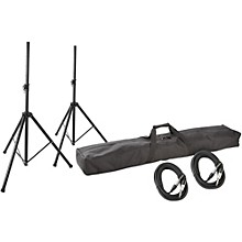 Musician's Gear Speaker Stand Kit