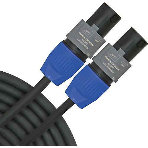 Gear One Speakon Speaker Cable
