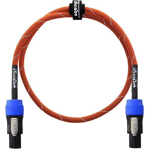 orange amplifiers speakon speaker cable guitar center. Black Bedroom Furniture Sets. Home Design Ideas
