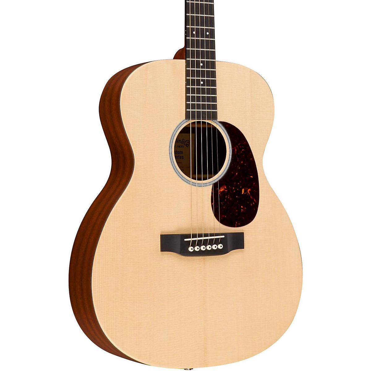 Martin Special 000 X1AE Style Acoustic-Electric Guitar Natural