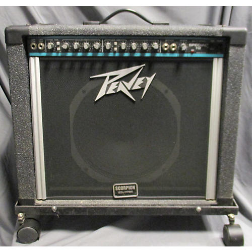 Used Peavey Special 112 Scorpion Equipped Guitar Combo Amp