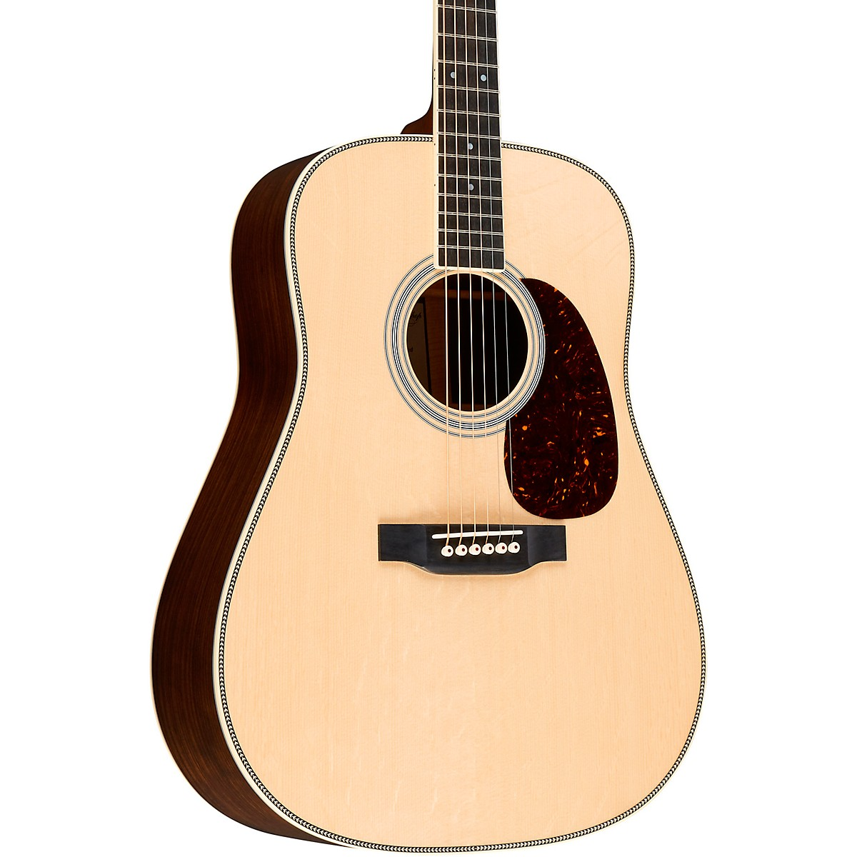 Martin Special 35 Style Bearclaw Engelmann Spruce Top Dreadnought Acoustic Guitar