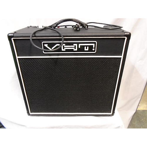 used vht special 6 ultra 6w 1x12 hand wired tube guitar combo amp guitar center. Black Bedroom Furniture Sets. Home Design Ideas