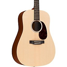 Special Dreadnought X1AE Style Acoustic-Electric Guitar Level 2 Natural 190839811189