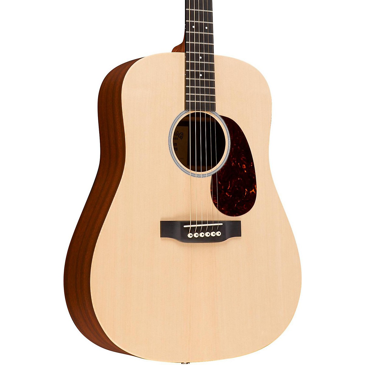 Martin Special Dreadnought X1AE Style Acoustic-Electric Guitar