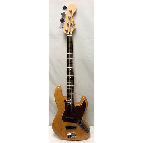 Fender Special Edition Ash Deluxe Jazz Bass Electric Bass Guitar