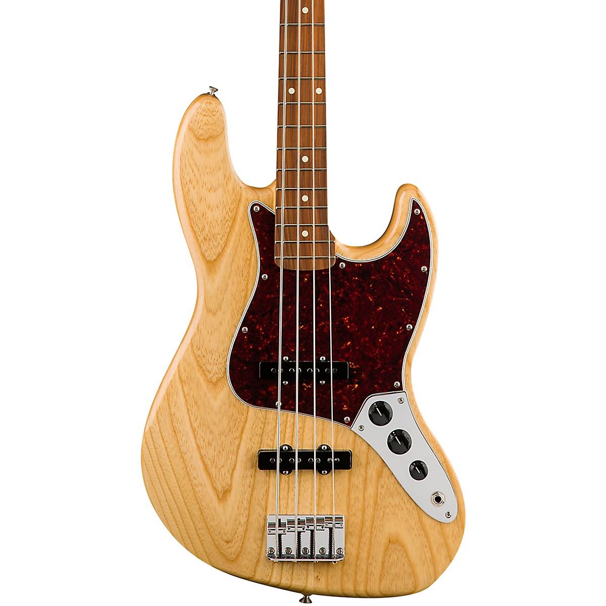 Fender Special Edition Ash Deluxe Jazz Bass Pau Ferro Fingerboard
