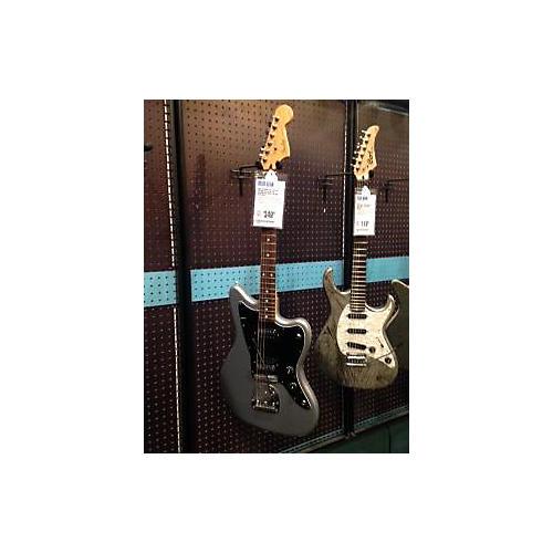 Fender Special Edition Blacktop HH Jazzmaster Solid Body Electric Guitar