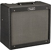 Special-Edition Blues Junior IV Humboldt Hot Rod 15W 1x12 Tube Guitar Combo Amp Black Nubtex