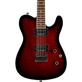 fender special edition custom telecaster fmt hh electric guitar amber guitar center. Black Bedroom Furniture Sets. Home Design Ideas