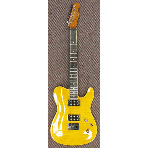 Fender Special Edition Custom Telecaster FMT HH Solid Body Electric Guitar