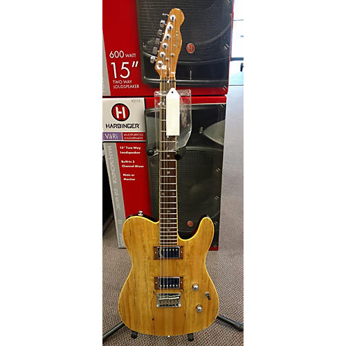 Fender Special Edition Custom Telecaster HH Solid Body Electric Guitar