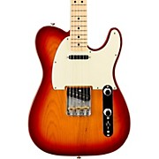 Special Edition Deluxe Ash Telecaster Maple Fingerboard Aged Cherry Burst