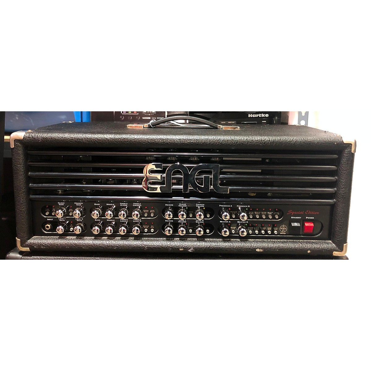 Engl Special Edition E670 EL34 100W Tube Guitar Amp Head
