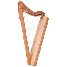Rees Harps Special Edition Fullsicle Harp Level 1 Cherry