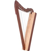 Rees Harps Special Edition Fullsicle Harp Level 1 Walnut