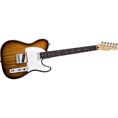 Fender Special Edition Koa Telecaster Electric Guitar