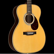 Martin Special Edition OMJM John Mayer Signature Orchestra Model Acoustic-Electric Guitar