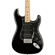 Special Edition Standard Stratocaster HSS Electric Guitar Black