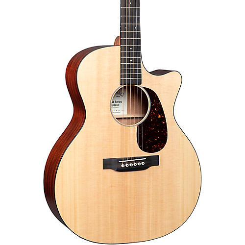Martin Special GPC All-Solid Grand Performance Acoustic-Electric Guitar