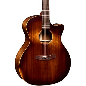 Martin Special Grand Performance Cutaway 15ME Streetmaster Style Acoustic-Electric Guitar Natural