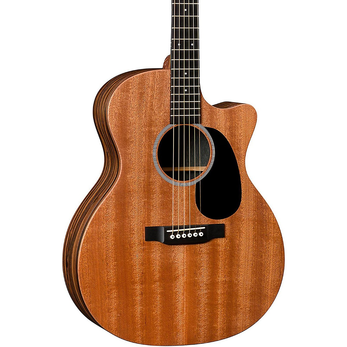 Martin Special Grand Performance Cutaway X2AE Style Macassar Acoustic Guitar Natural