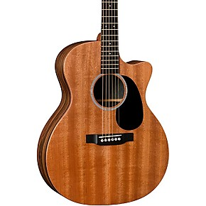 Martin Special Grand Performance Cutaway X2AE Style Macassar Acoustic Guitar Natural Natural