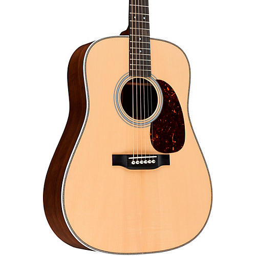 Martin Special HD28 Style Adirondack VTS Herringbone Dreadnought Acoustic Guitar