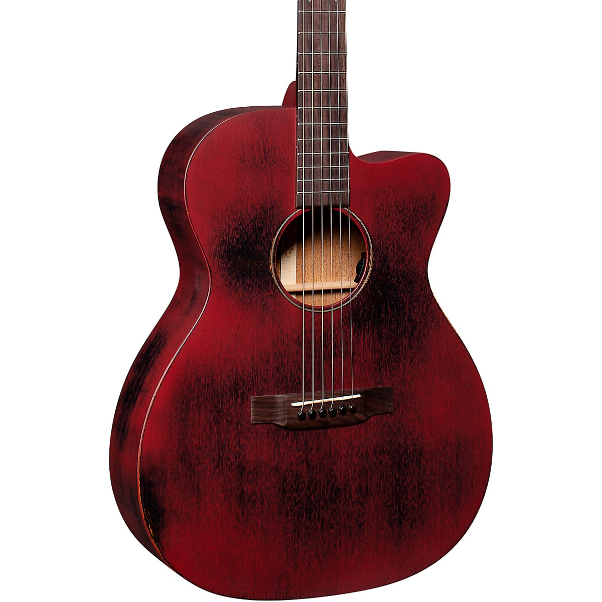 Martin USA Special OMC 15ME Streetmaster Style Acoustic-Electric Guitar