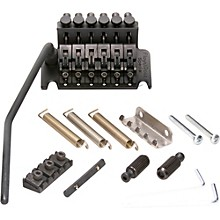 Floyd Rose Special Series Tremolo Bridge with R2 Nut Level 1 Satin Black