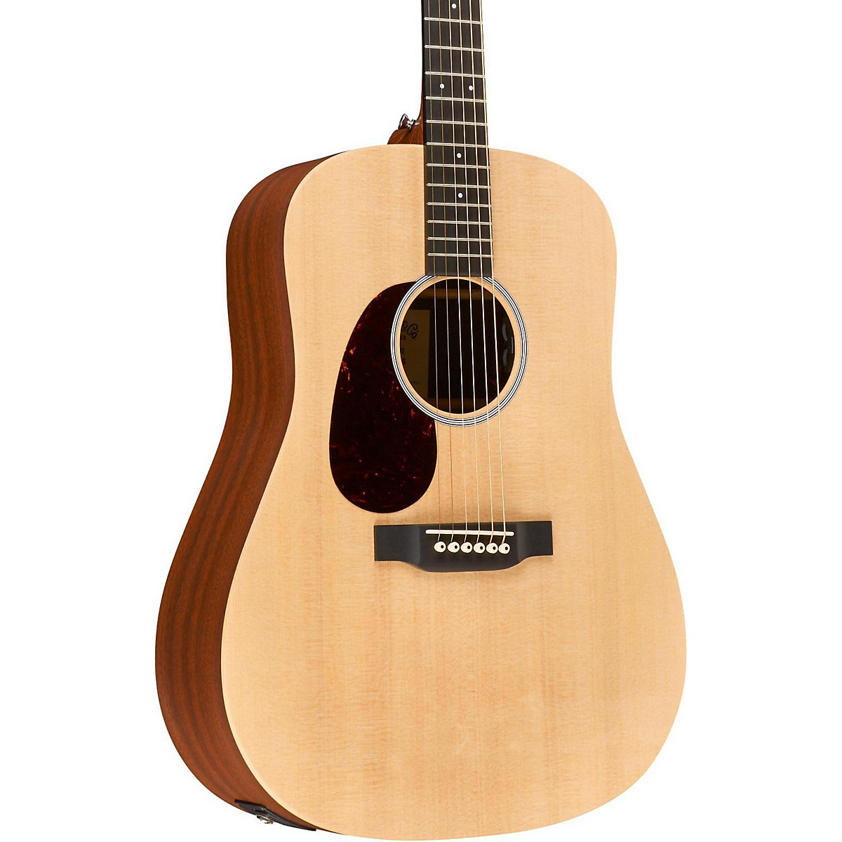 Martin Special X1AE Style Left-Handed Dreadnought Acoustic-Electric Guitar
