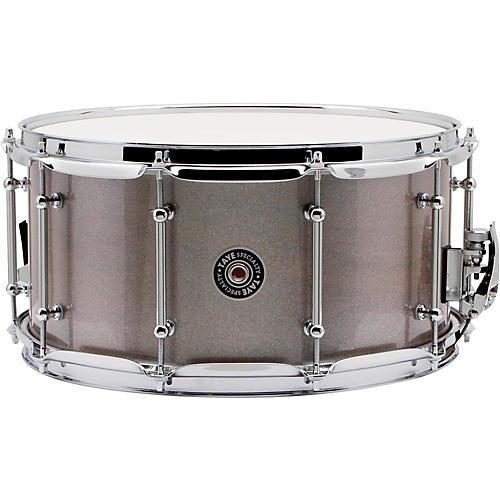 Taye Drums Specialty Walnut/Mahogany Hybrid Snare Drum