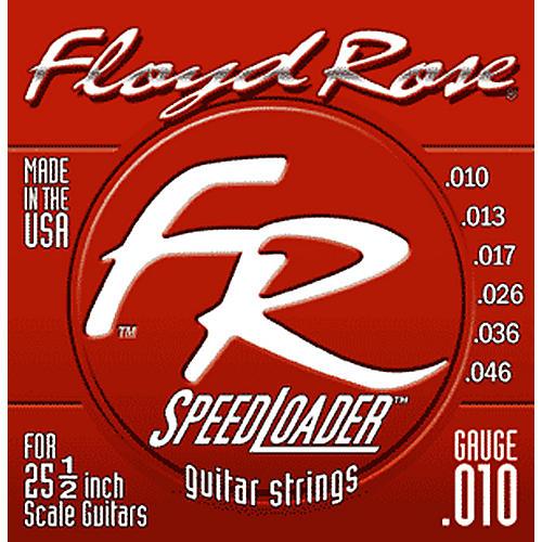 Floyd Rose Speed Loader Strings - .010 - .046