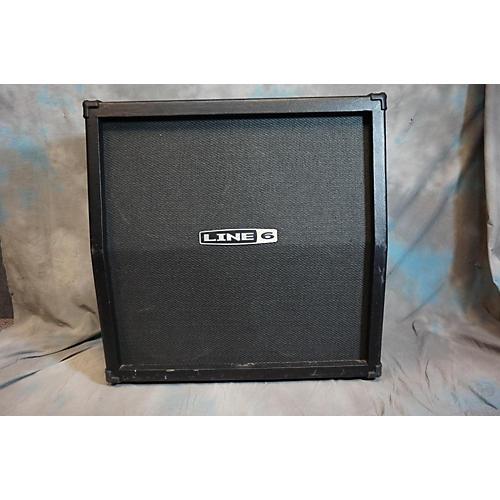 Line 6 Spider 412 4X12 Black Guitar Cabinet