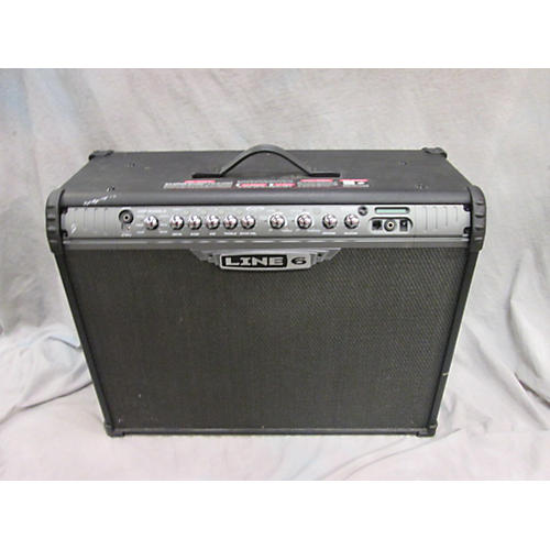 Line 6 Spider II 150 2x12 150W W/ FBV Express Guitar Combo Amp