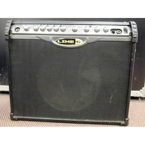 Line 6 Spider II 1x12 75W Guitar Combo Amp