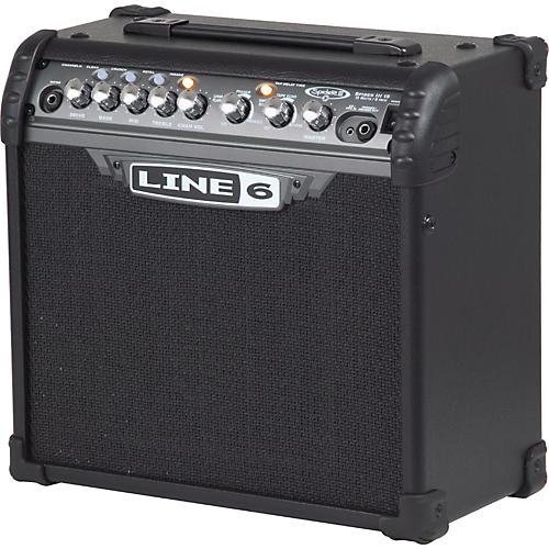 Line 6 Spider III 15 15W 1x8 Guitar Combo Amp