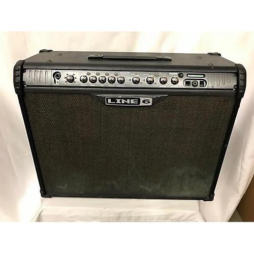Line 6 Spider III 30W 2 X12 Guitar Combo Amp