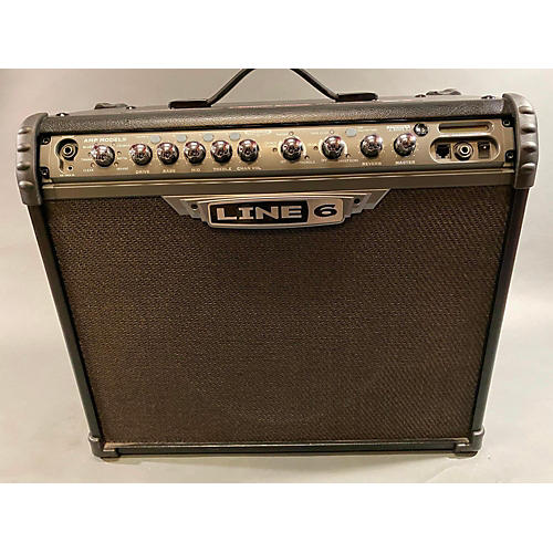 used line 6 spider iii 75 1x12 75w guitar combo amp guitar center. Black Bedroom Furniture Sets. Home Design Ideas