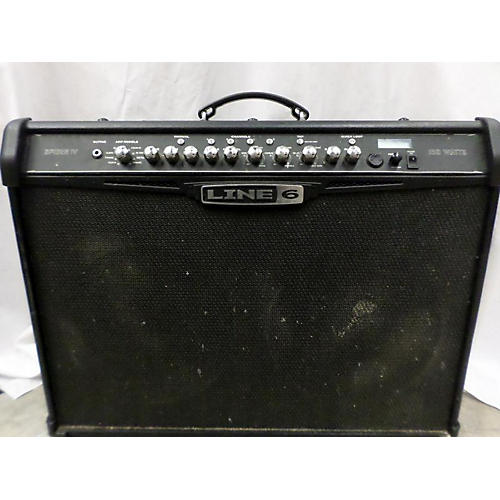 Line 6 Spider IV 150W 2x12 Guitar Combo Amp