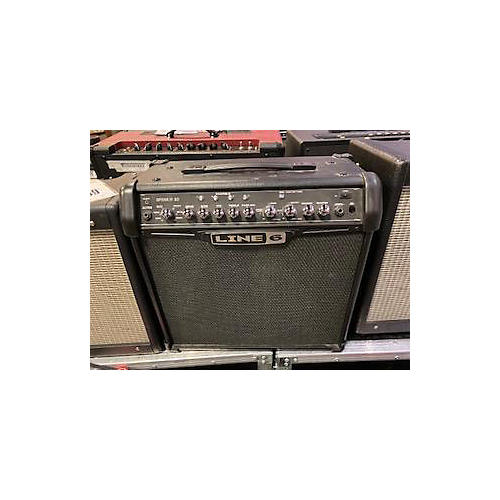 used line 6 spider iv 30w 1x12 guitar combo amp guitar center. Black Bedroom Furniture Sets. Home Design Ideas