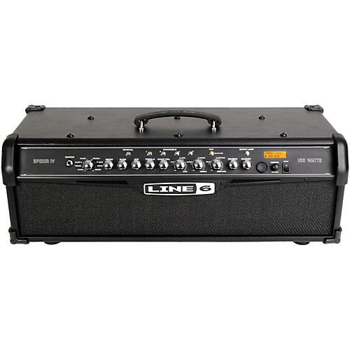 line 6 spider iv hd150 150w guitar amp head guitar center. Black Bedroom Furniture Sets. Home Design Ideas
